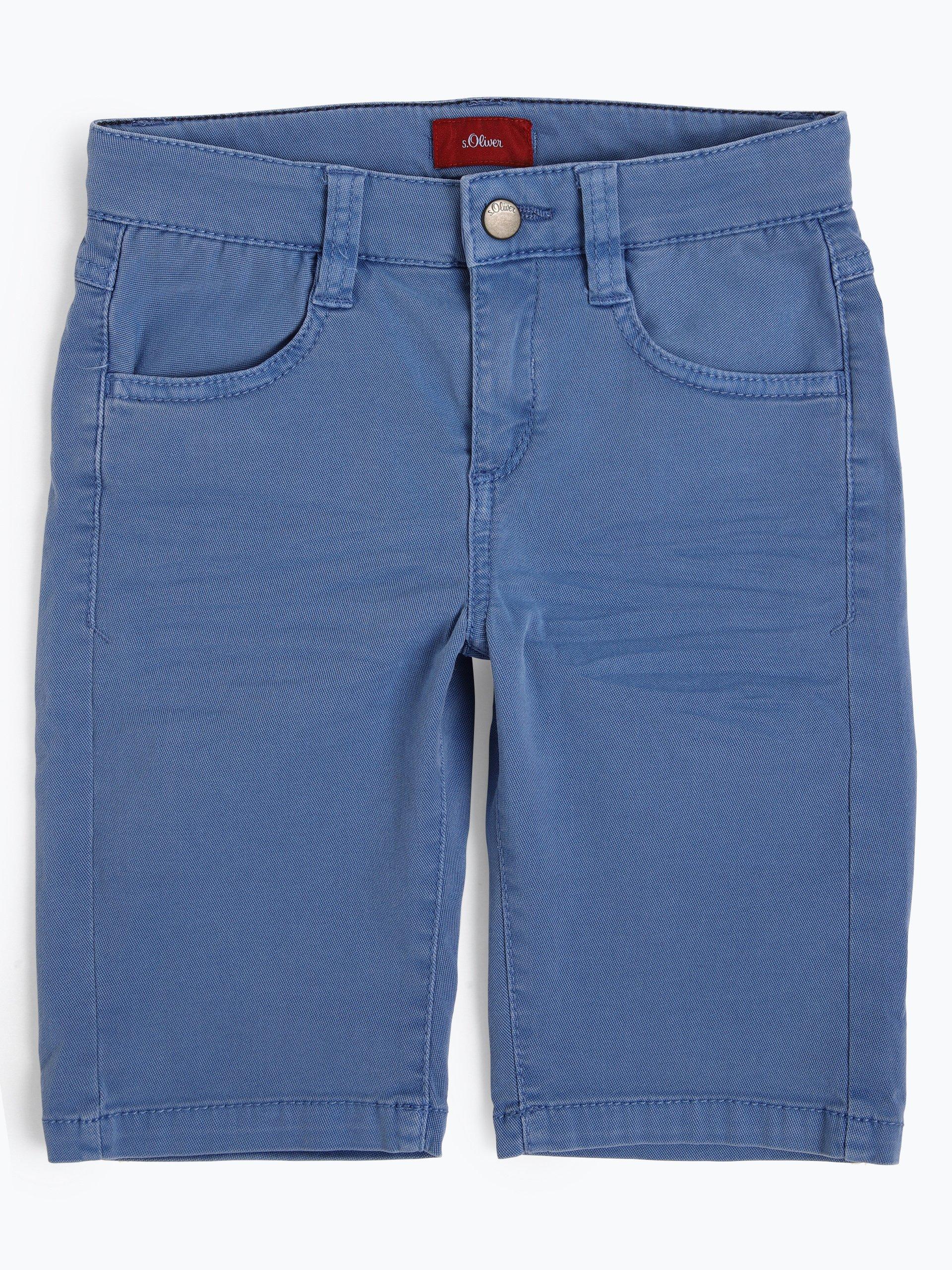 s.Oliver Jungen Shorts - Slim Fit