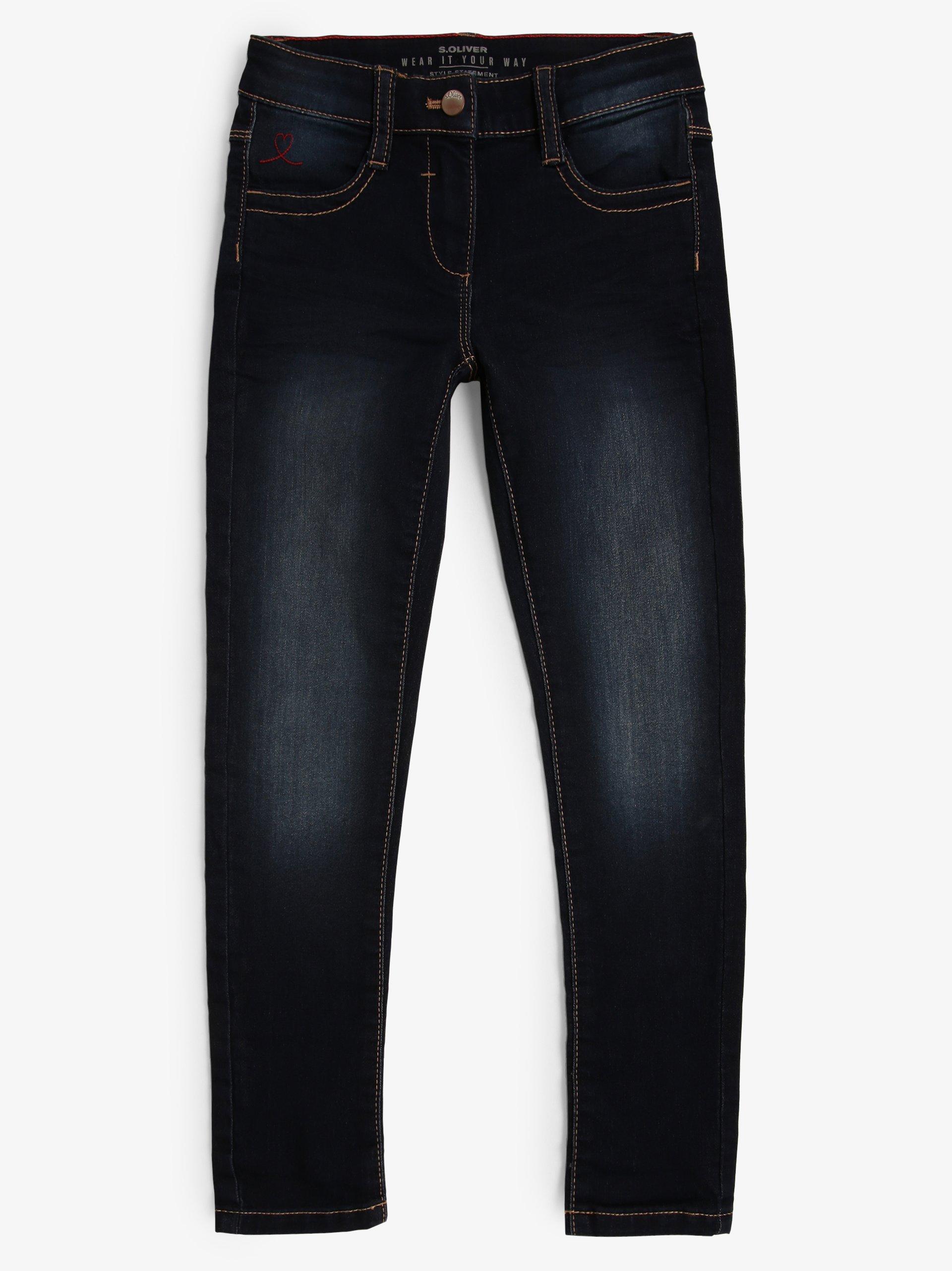 s.Oliver Mädchen Jeans Skinny Fit - Kathy