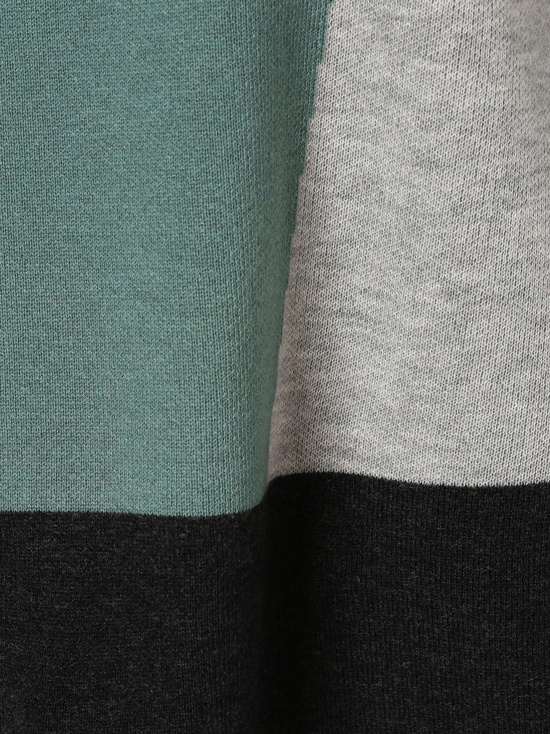 Someday Damen Pullover - Tadeus Contrast