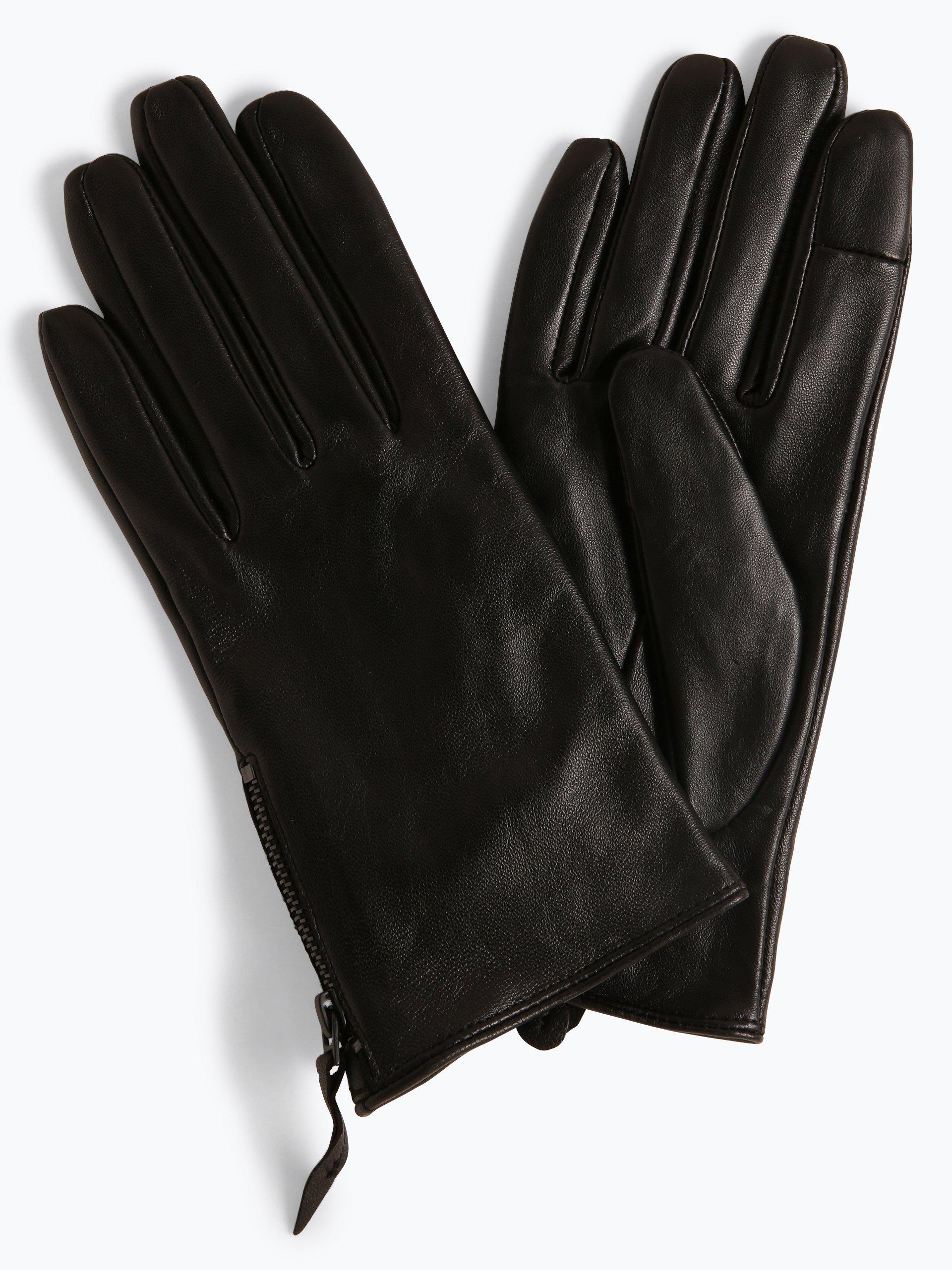 Someday Skórzane rękawiczki damskie – Bocadi