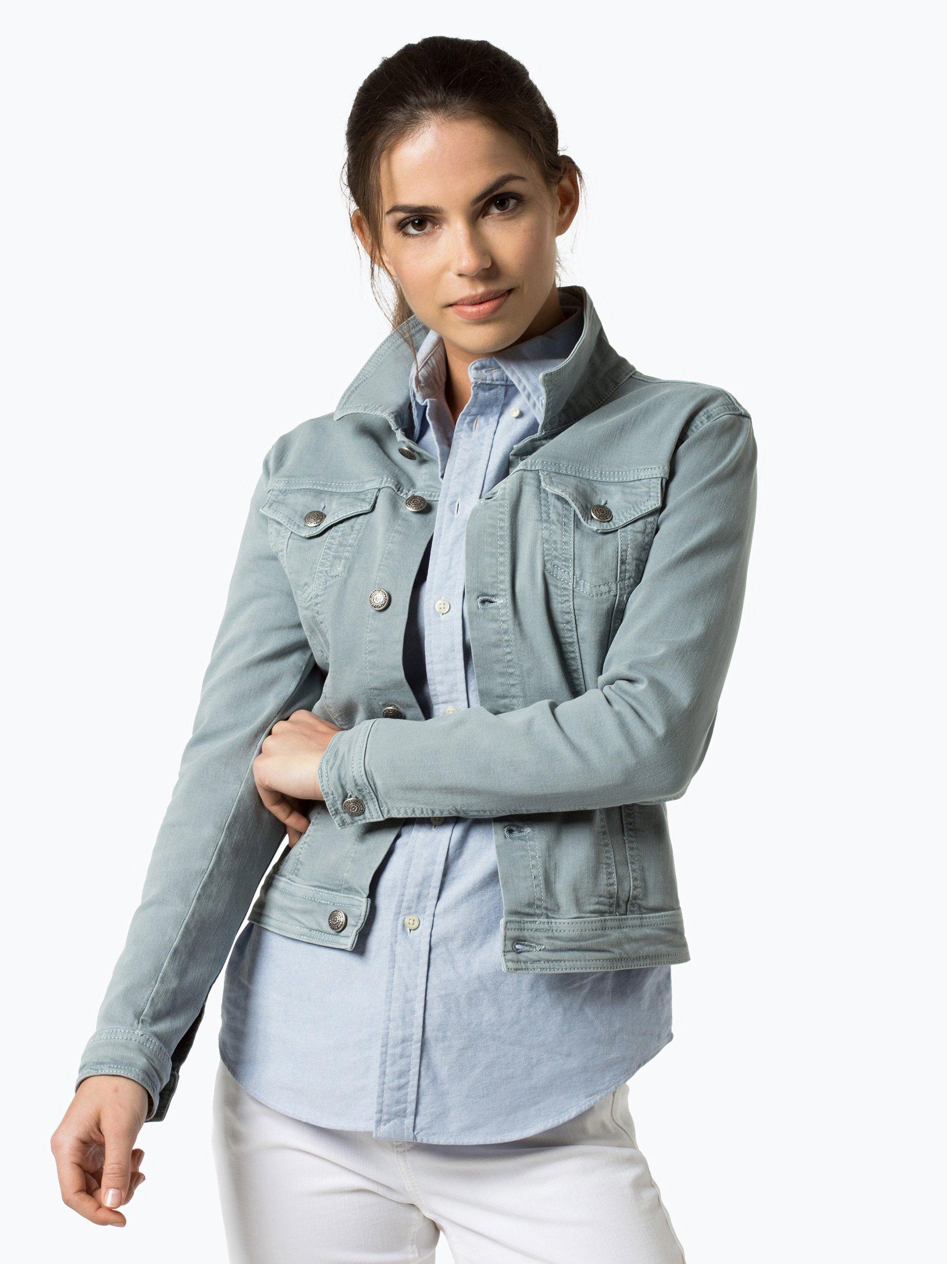 soyaconcept damen jeansjacke hellblau uni online kaufen peek und cloppenburg de. Black Bedroom Furniture Sets. Home Design Ideas