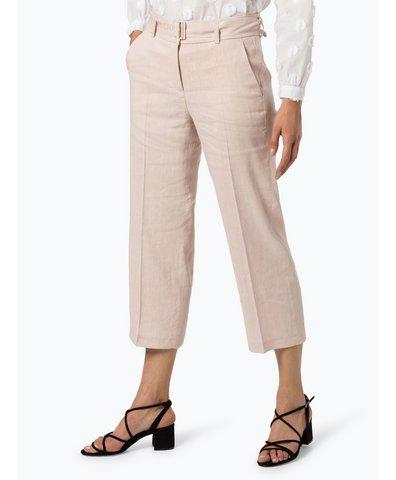 Spodnie damskie z dodatkiem lnu – Claire