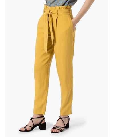 Spodnie damskie z dodatkiem lnu – Coordinates