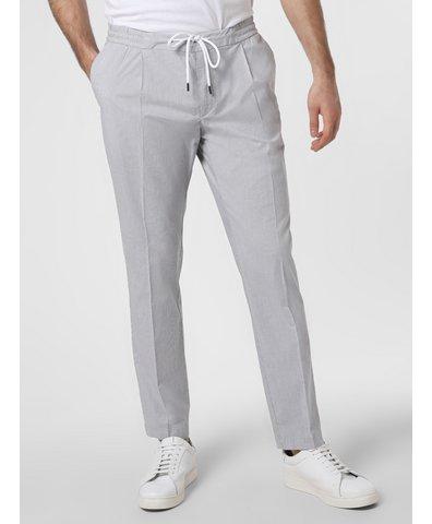 Spodnie męskie – Banks-Pleats-Det