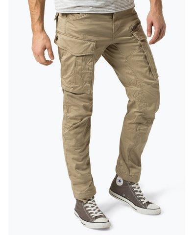 Spodnie męskie – Rovic Zip 3D tapered