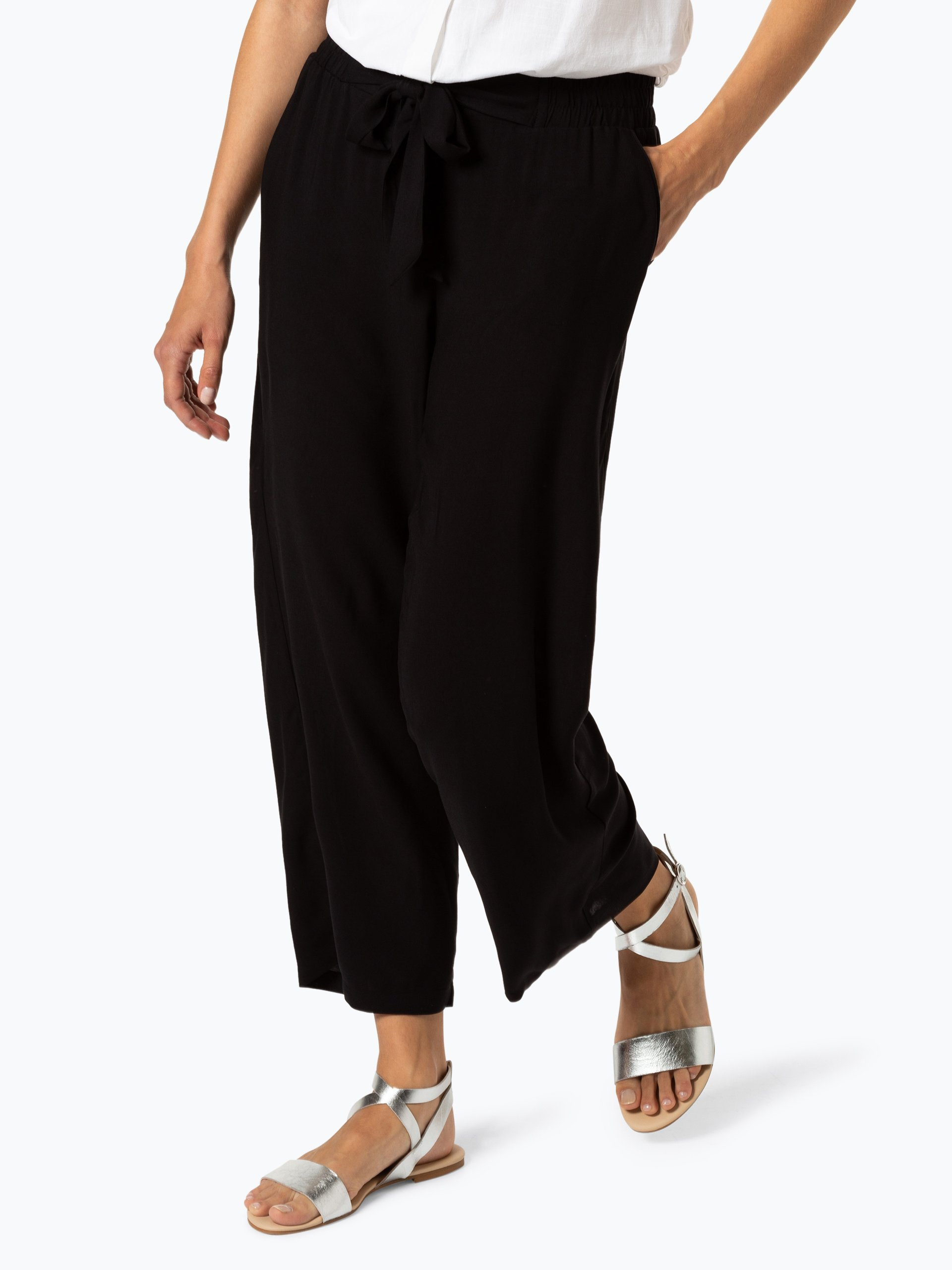 Street One Damen Hose - Wide Leg Uni