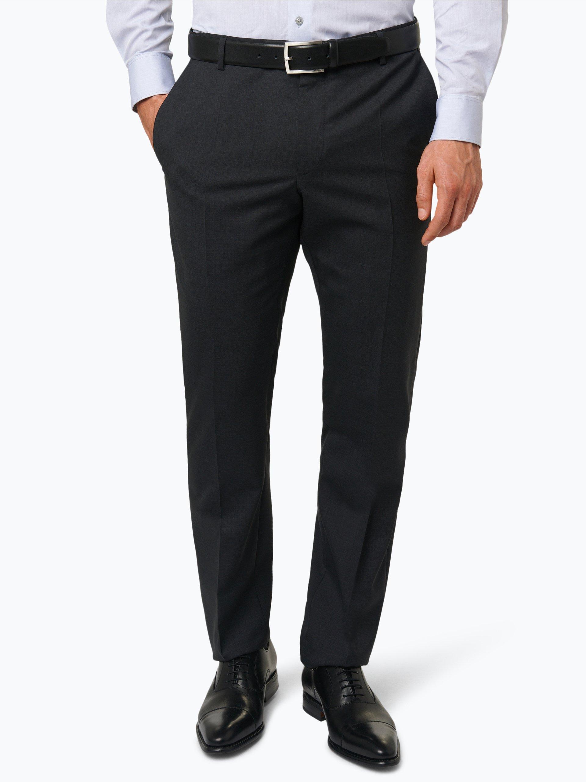 Strellson Męskie spodnie od garnituru modułowego – L-Mercer