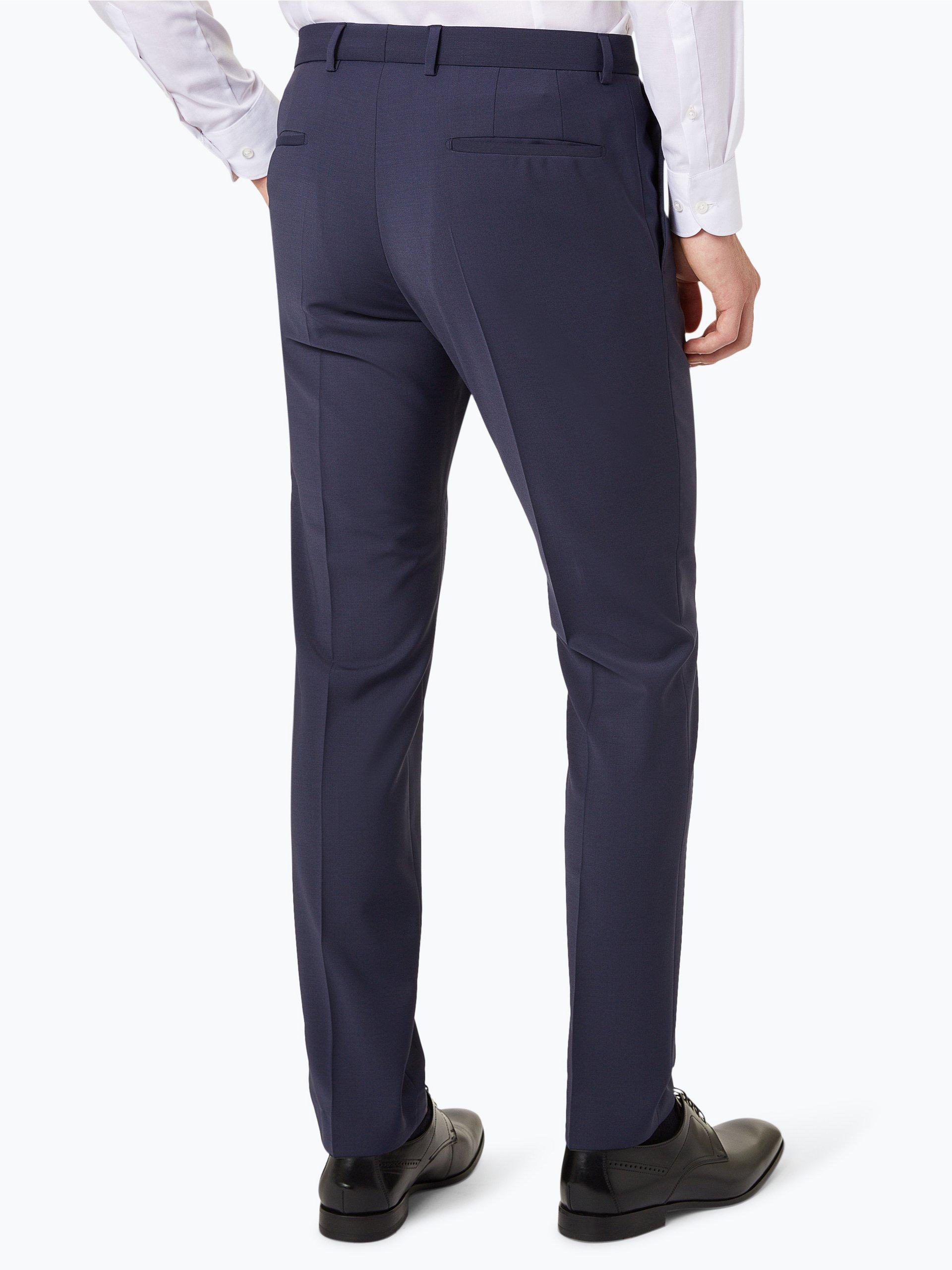Strellson Męskie spodnie od garnituru modułowego – Madden