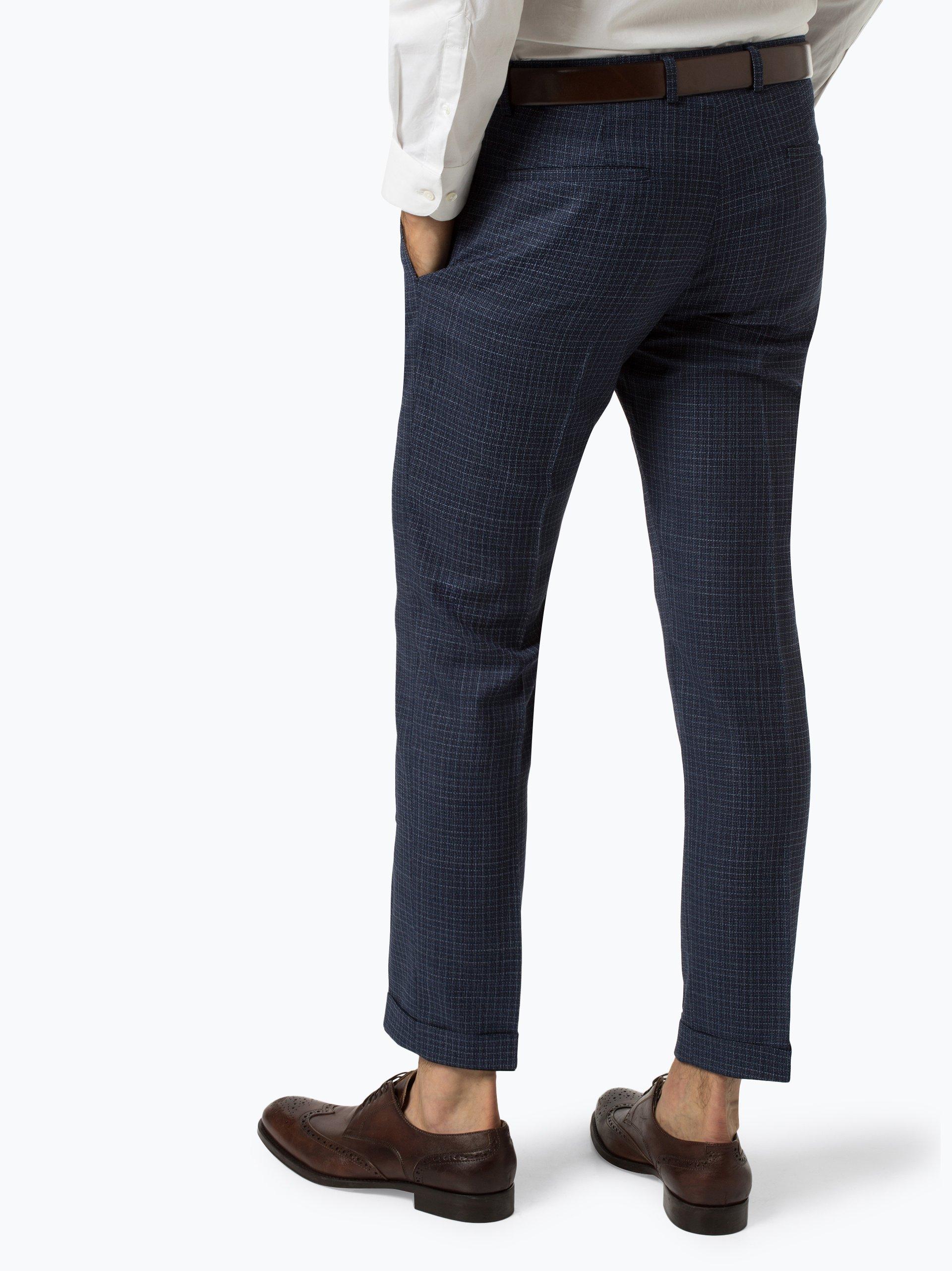 Strellson Męskie spodnie od garnituru modułowego – Quinten
