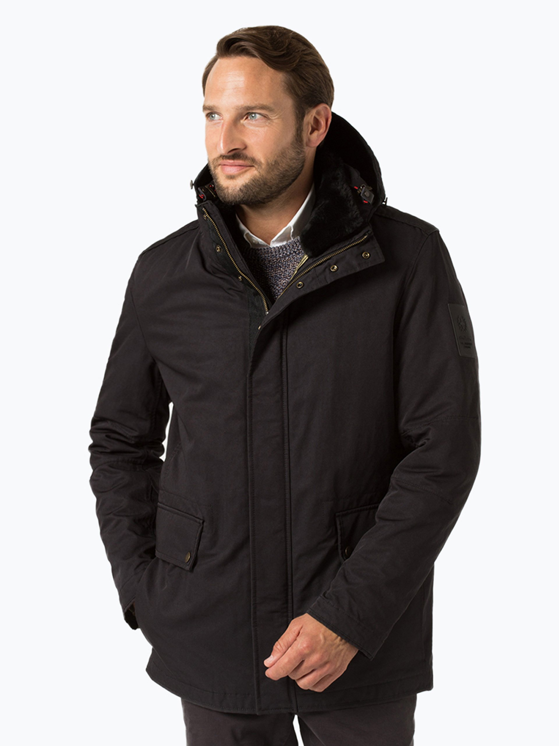Strellson Swiss Cross Herren 3-in-1 Funktionsjacke