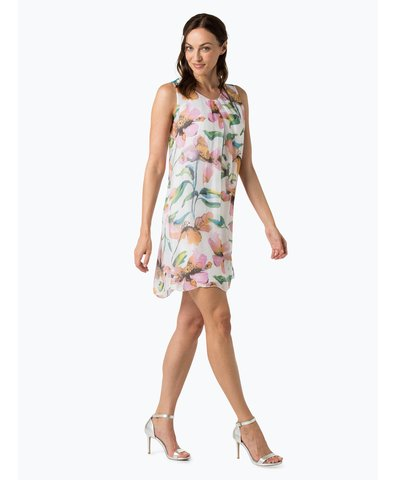Sukienka damska z domieszką jedwabiu