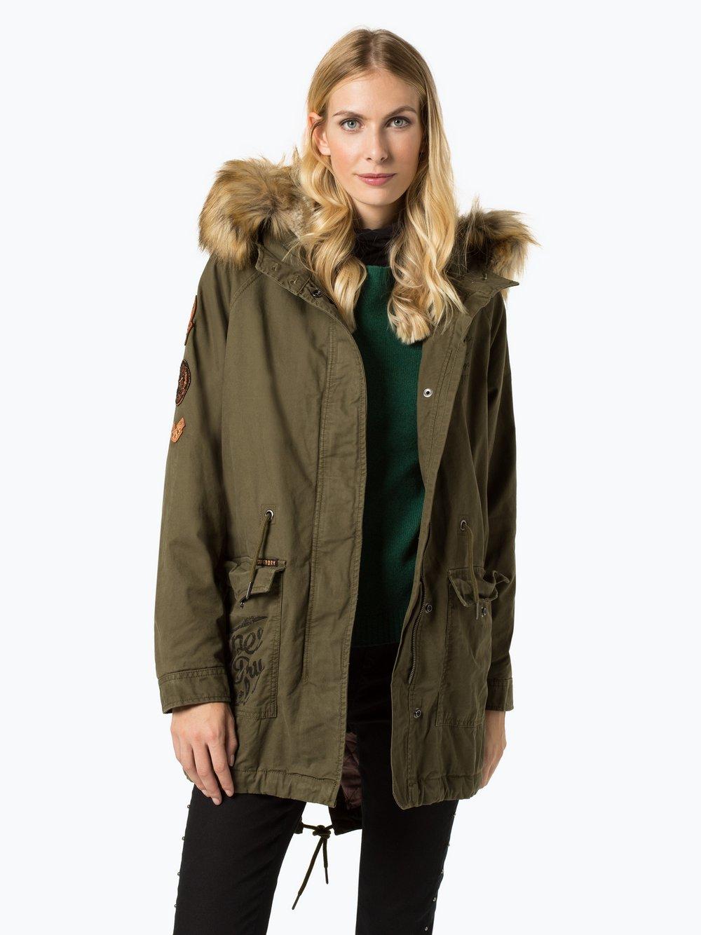 pretty nice af764 2305b Superdry Damen Parka online kaufen | VANGRAAF.COM