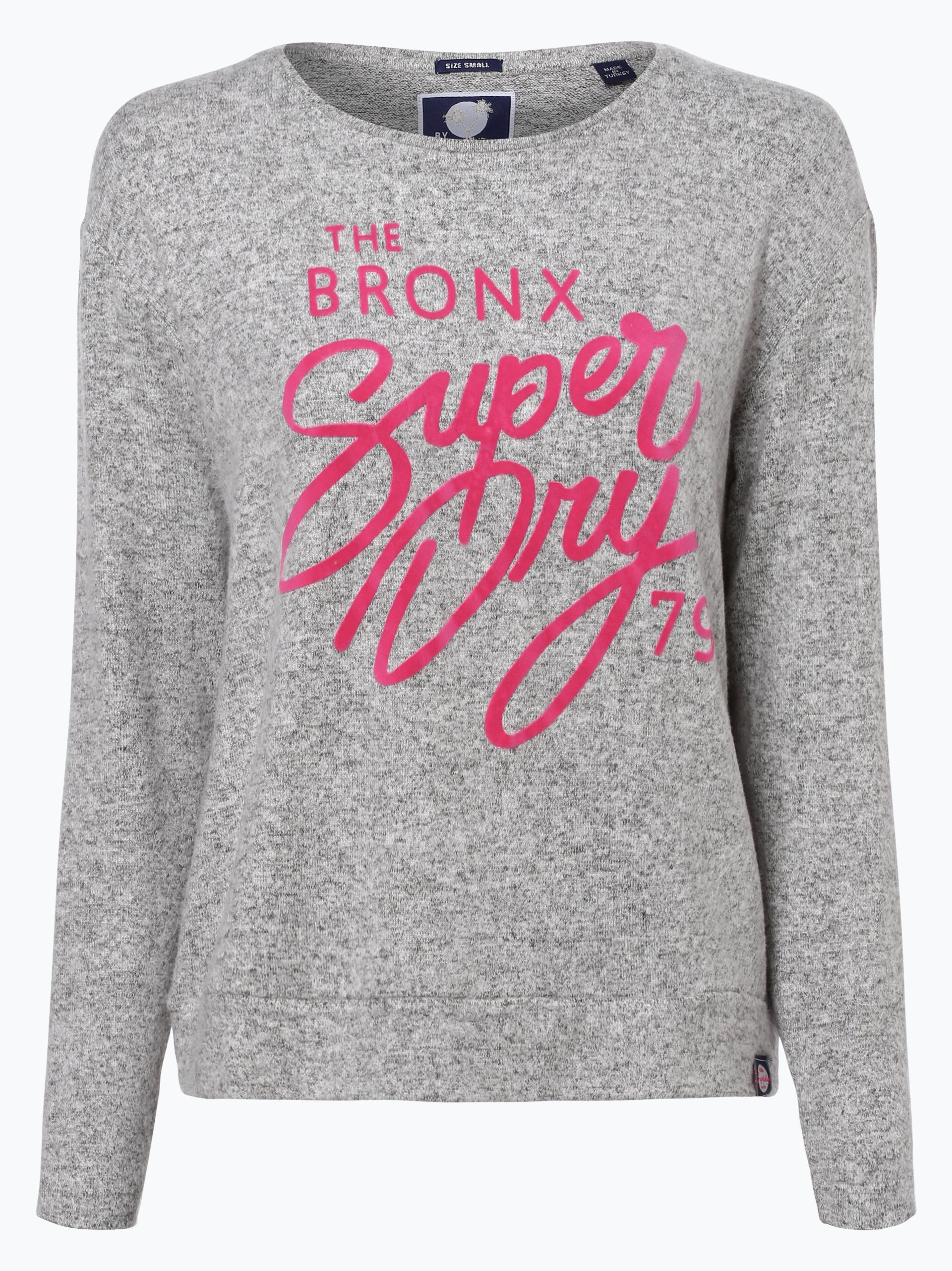 superdry damen pullover grau uni online kaufen peek und. Black Bedroom Furniture Sets. Home Design Ideas