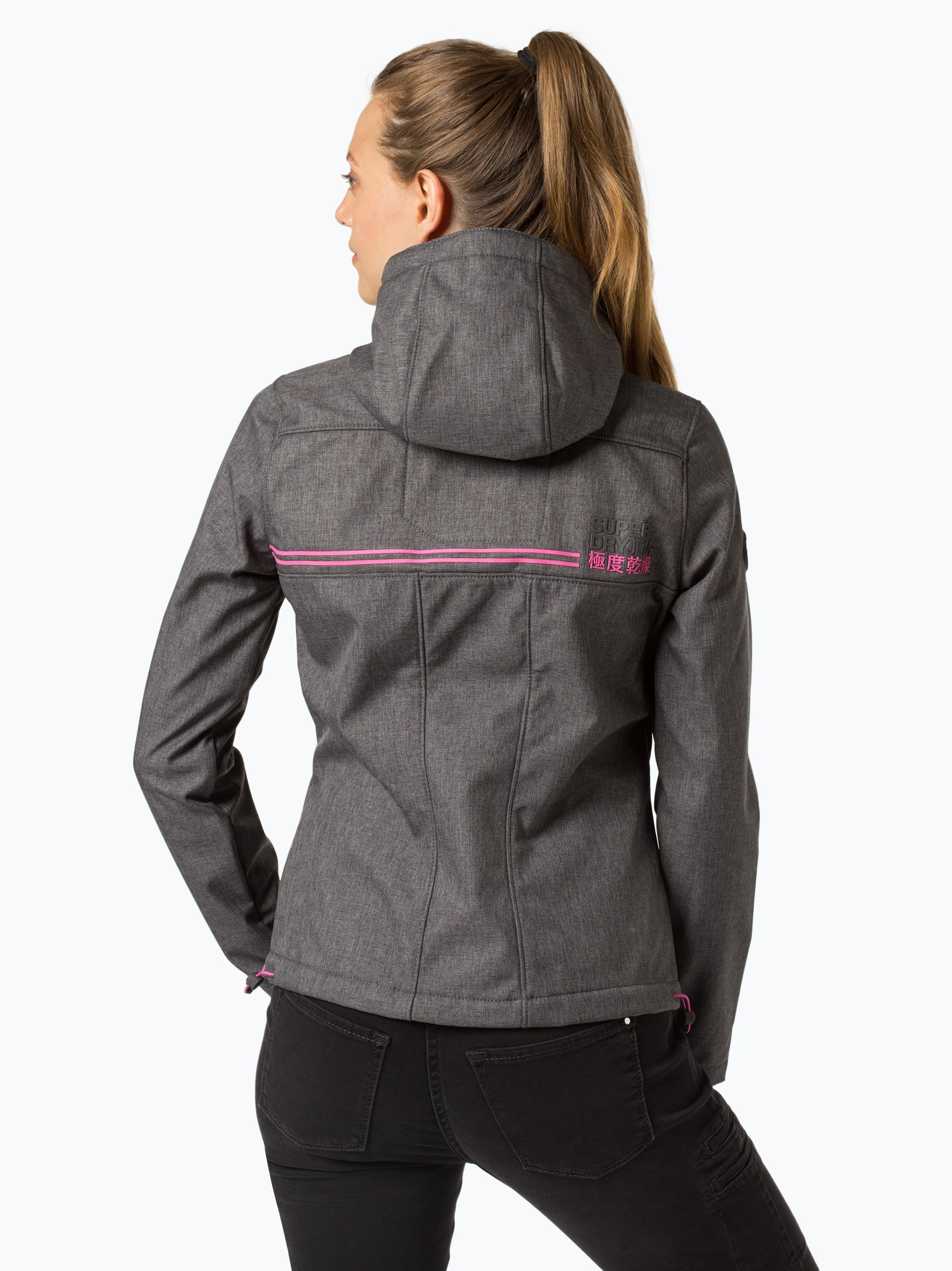 Superdry Damen Softshelljacke