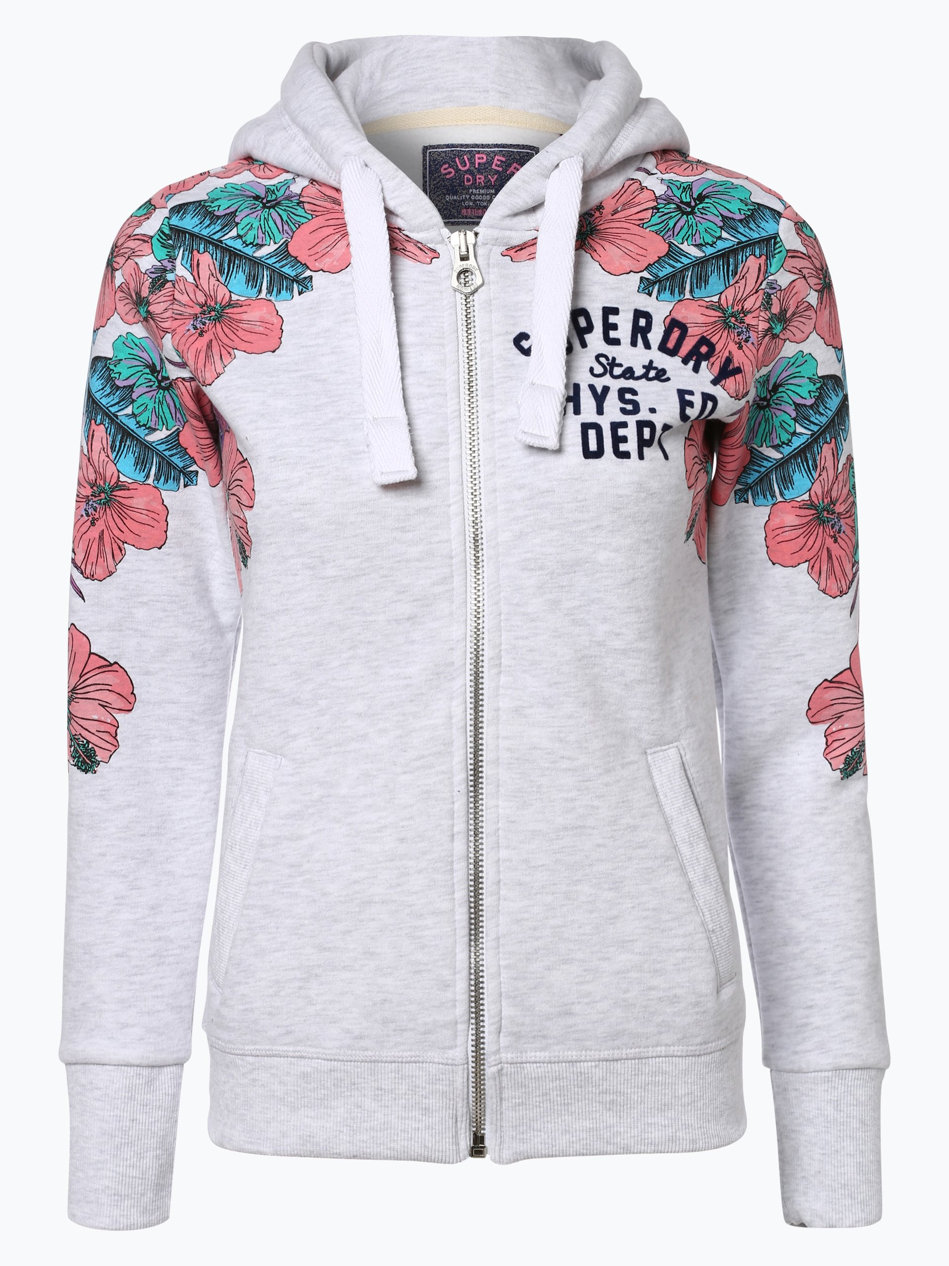 Superdry Damen Sweatjacke