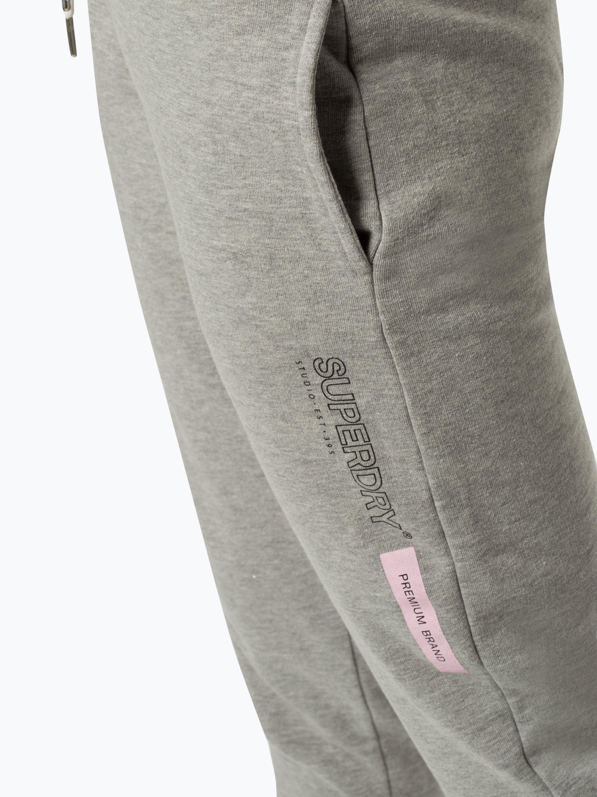 Superdry Damskie spodnie dresowe