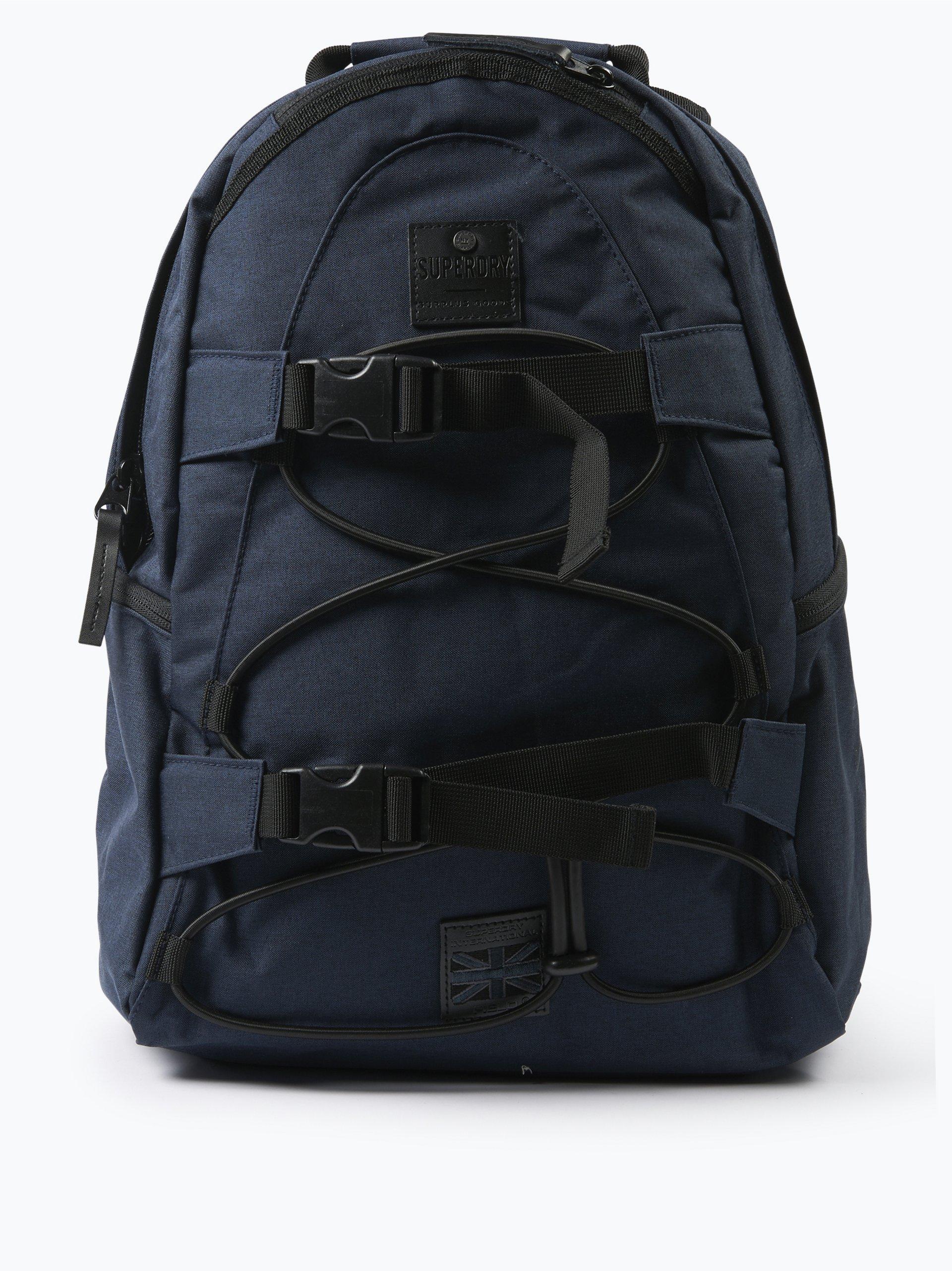 superdry herren rucksack surplus marine uni online. Black Bedroom Furniture Sets. Home Design Ideas