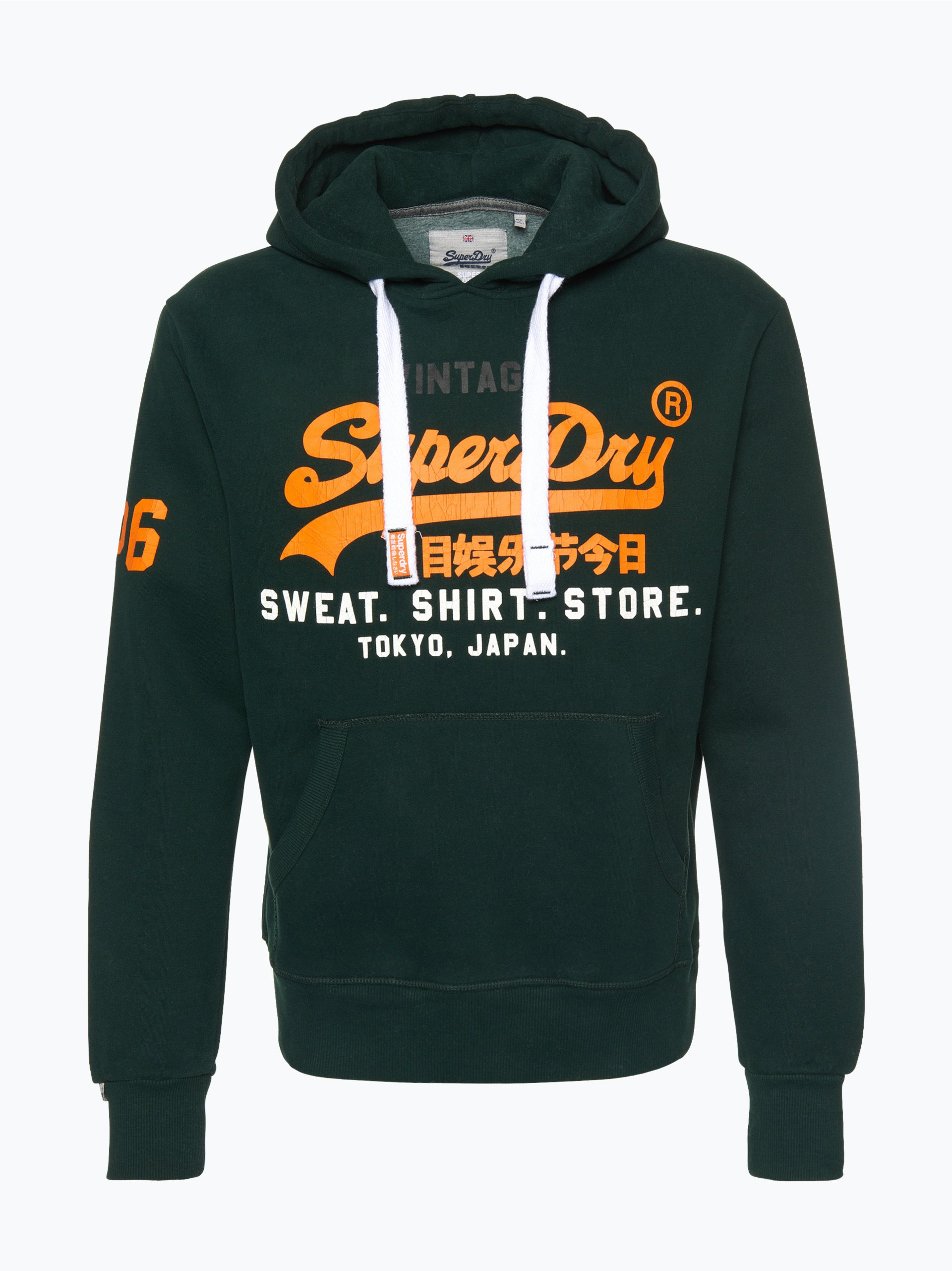 superdry herren sweatshirt tanne uni online kaufen. Black Bedroom Furniture Sets. Home Design Ideas