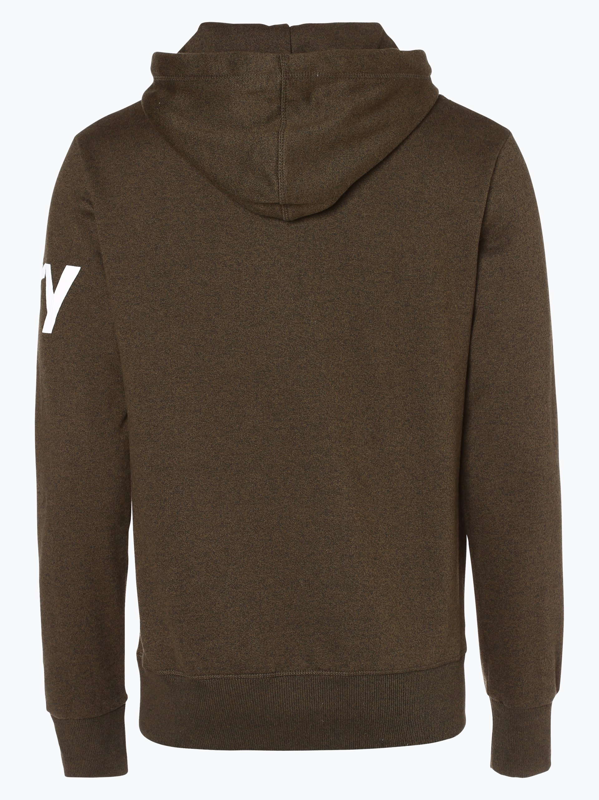 superdry herren sweatshirt braun uni online kaufen. Black Bedroom Furniture Sets. Home Design Ideas