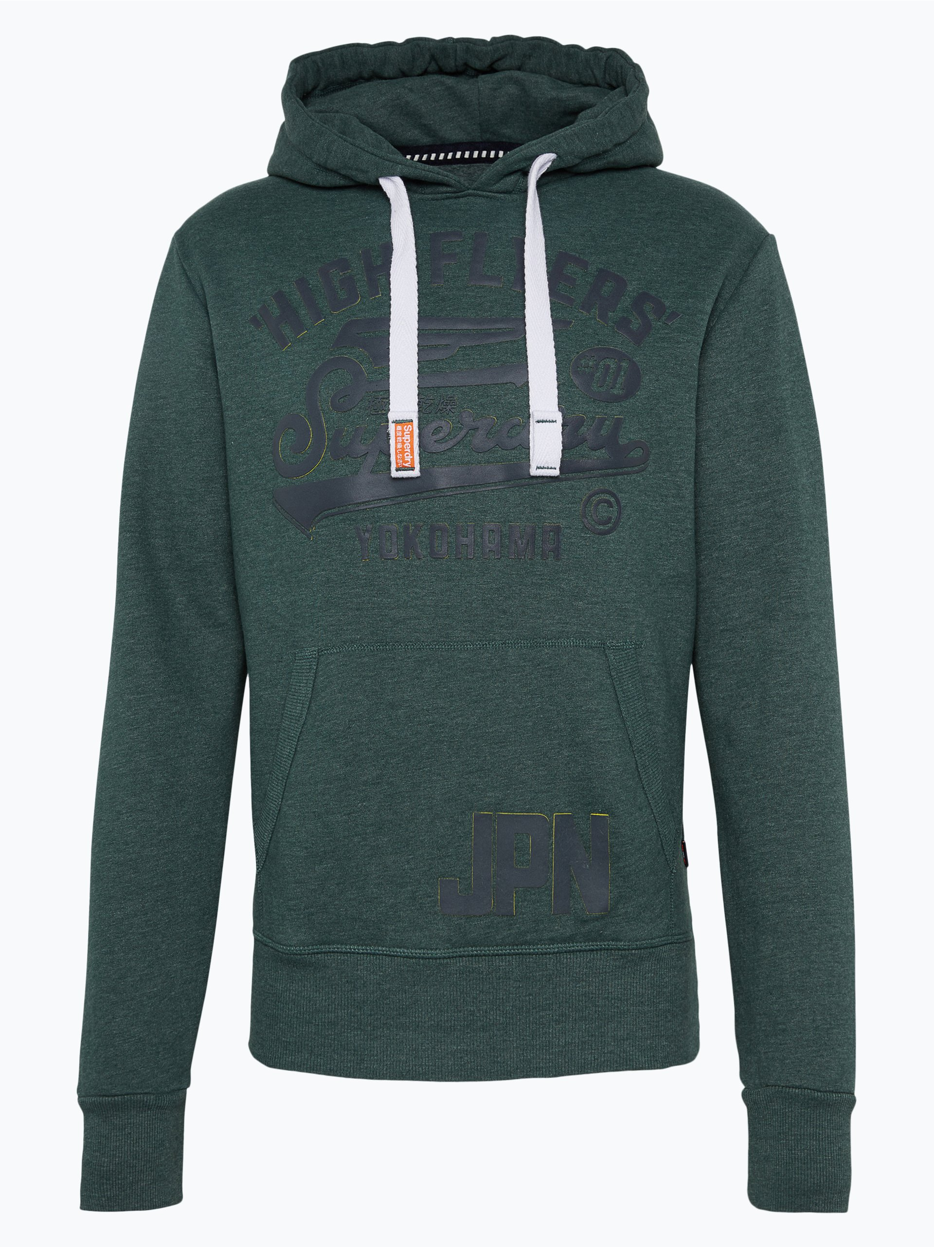 superdry herren sweatshirt gras uni online kaufen peek. Black Bedroom Furniture Sets. Home Design Ideas