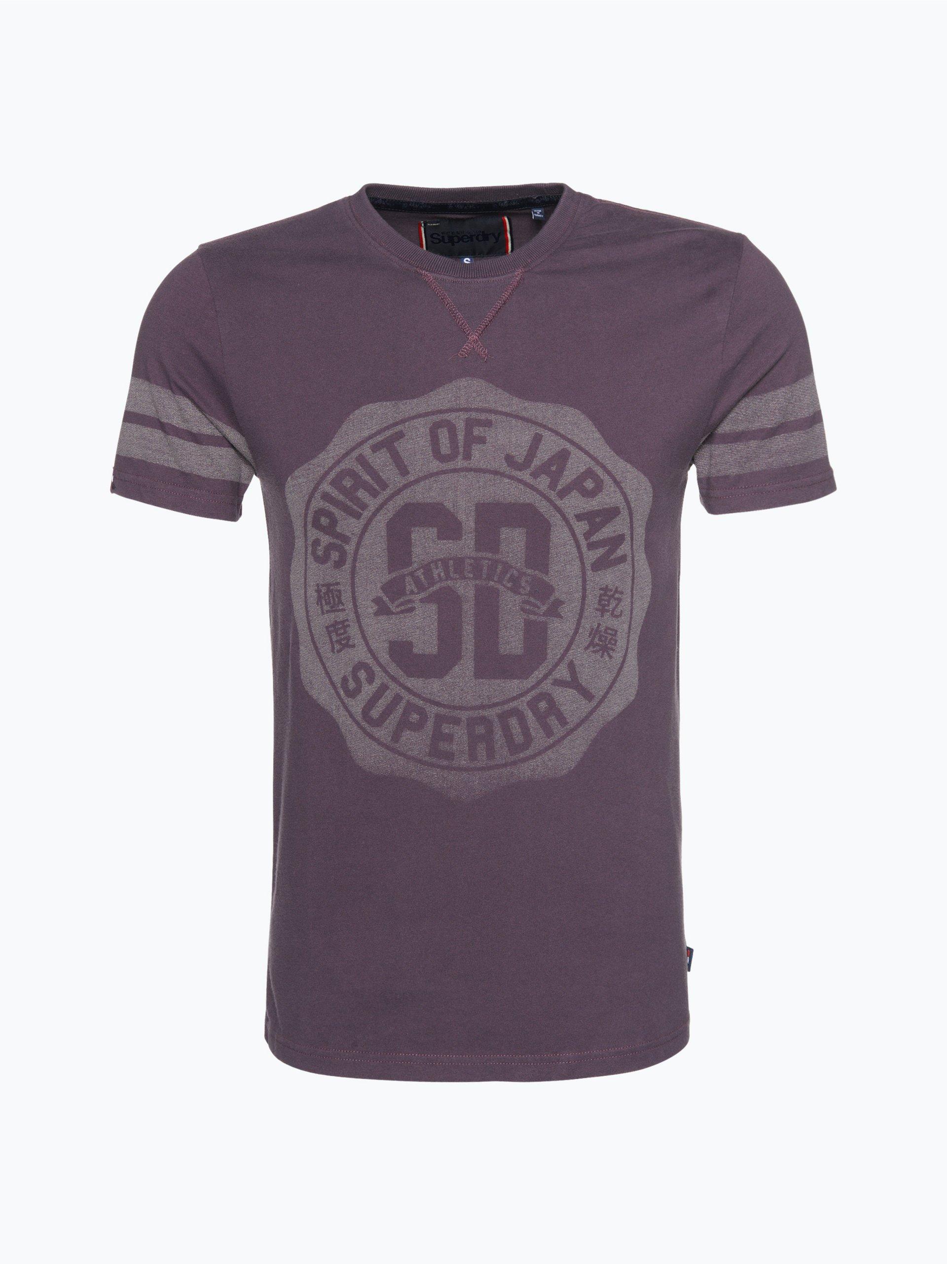 superdry herren t shirt hellblau uni online kaufen peek und cloppenburg de. Black Bedroom Furniture Sets. Home Design Ideas