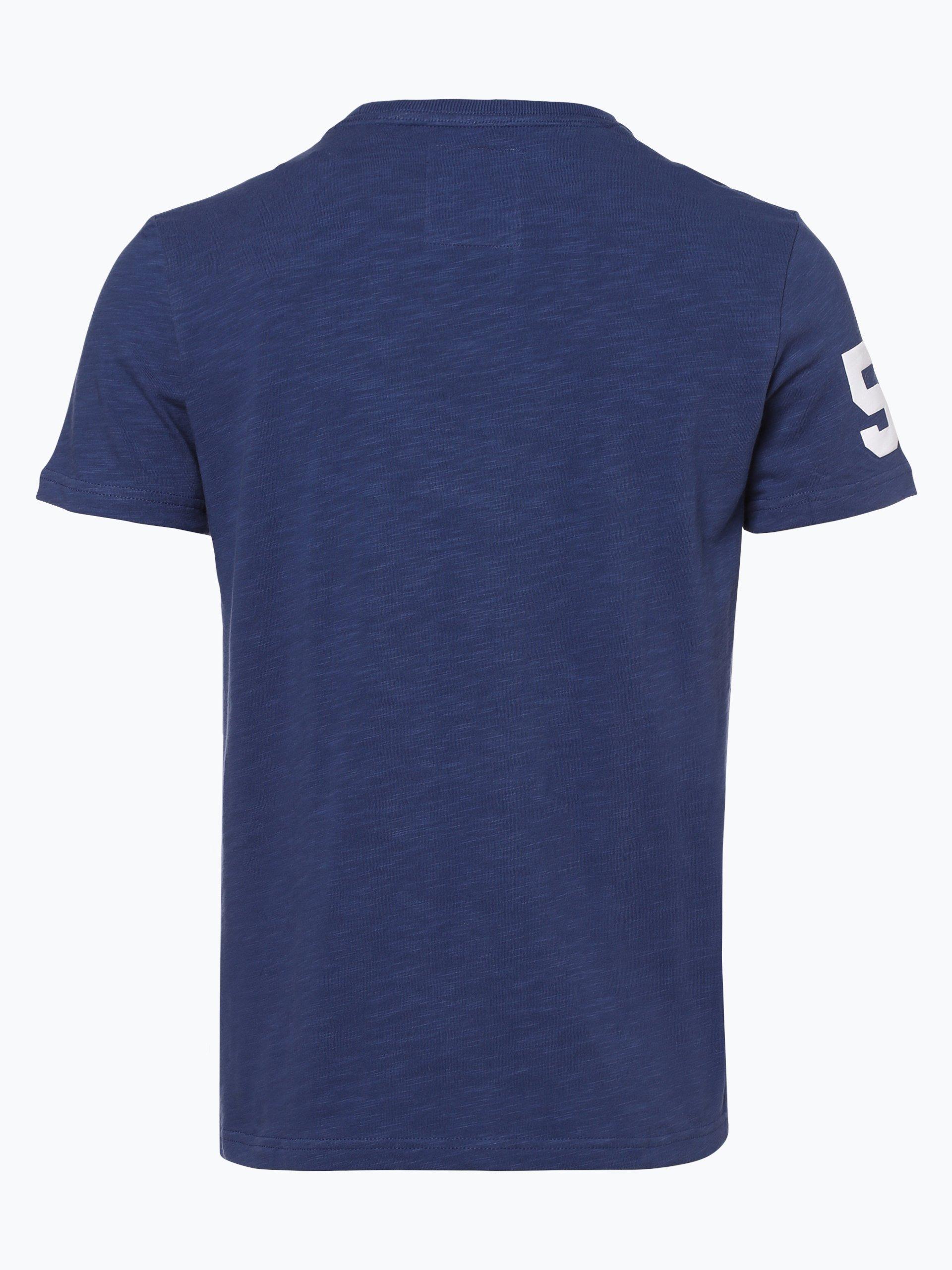 superdry herren t shirt royal bedruckt online kaufen peek und cloppenburg de. Black Bedroom Furniture Sets. Home Design Ideas