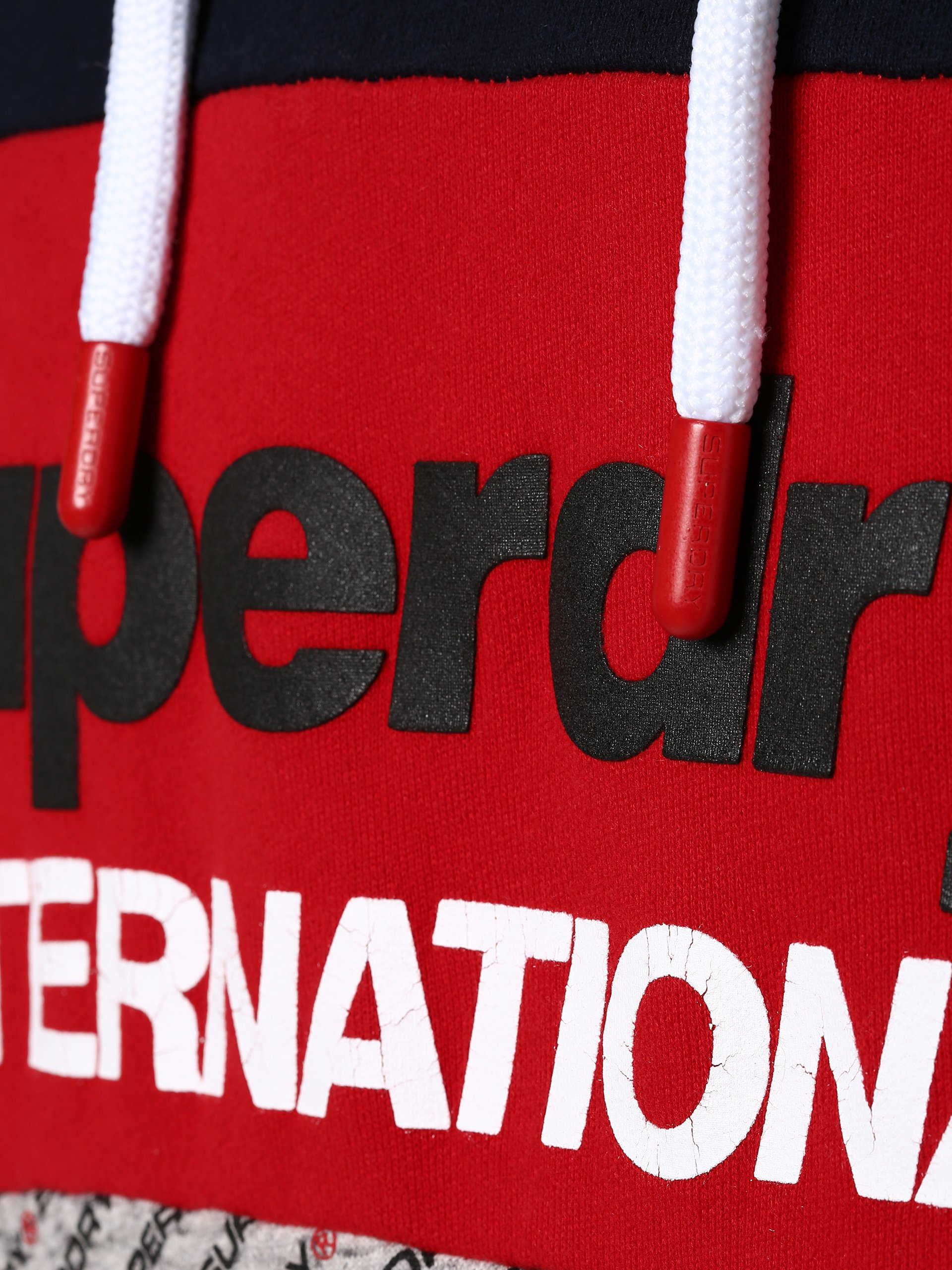 Superdry Męska bluza nierozpinana