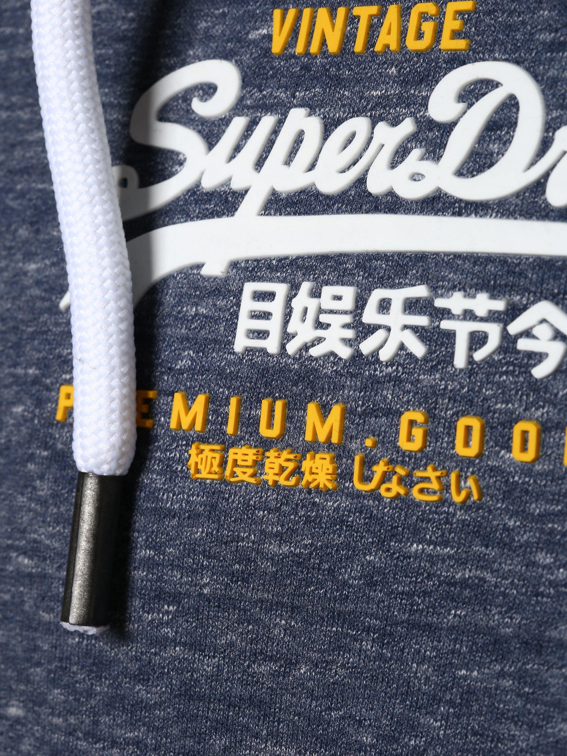 Superdry Męska bluza rozpinana
