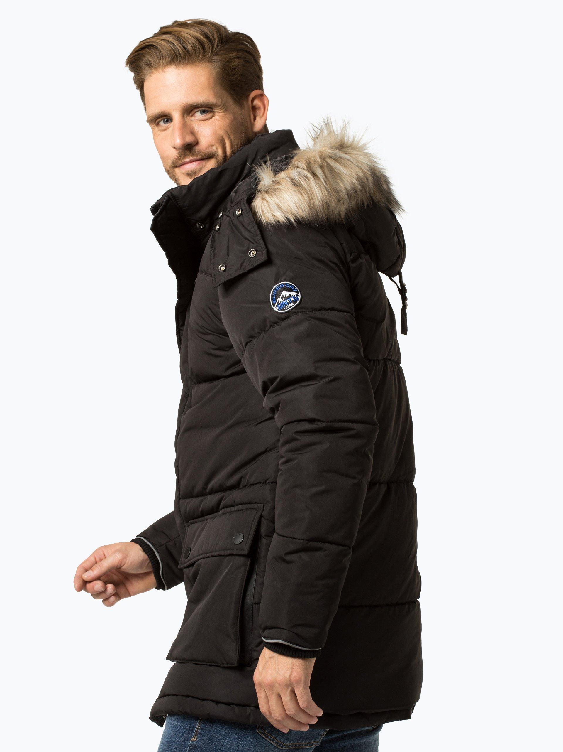 Superdry Męska kurtka pikowana