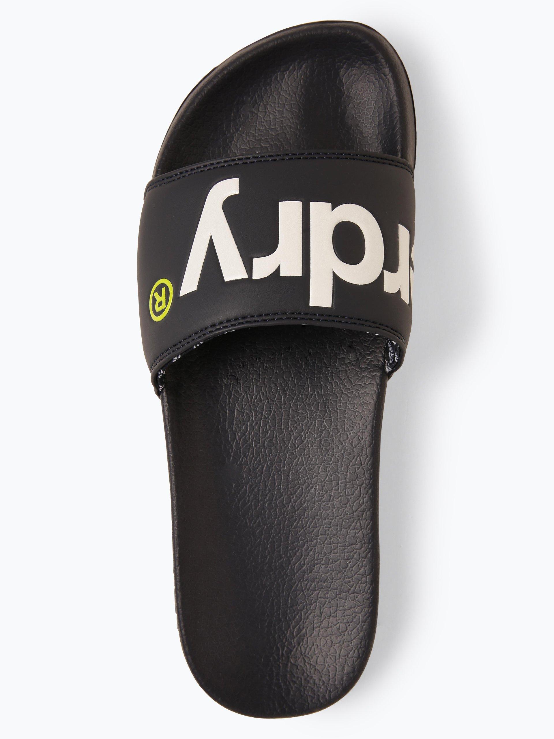 Superdry Męskie pantofle kąpielowe