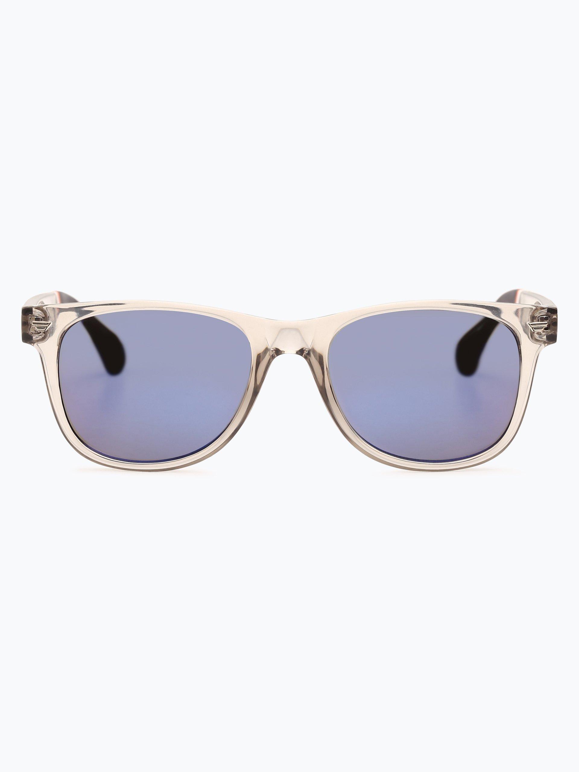 superdry sonnenbrille sdr superfarer silber grau uni. Black Bedroom Furniture Sets. Home Design Ideas
