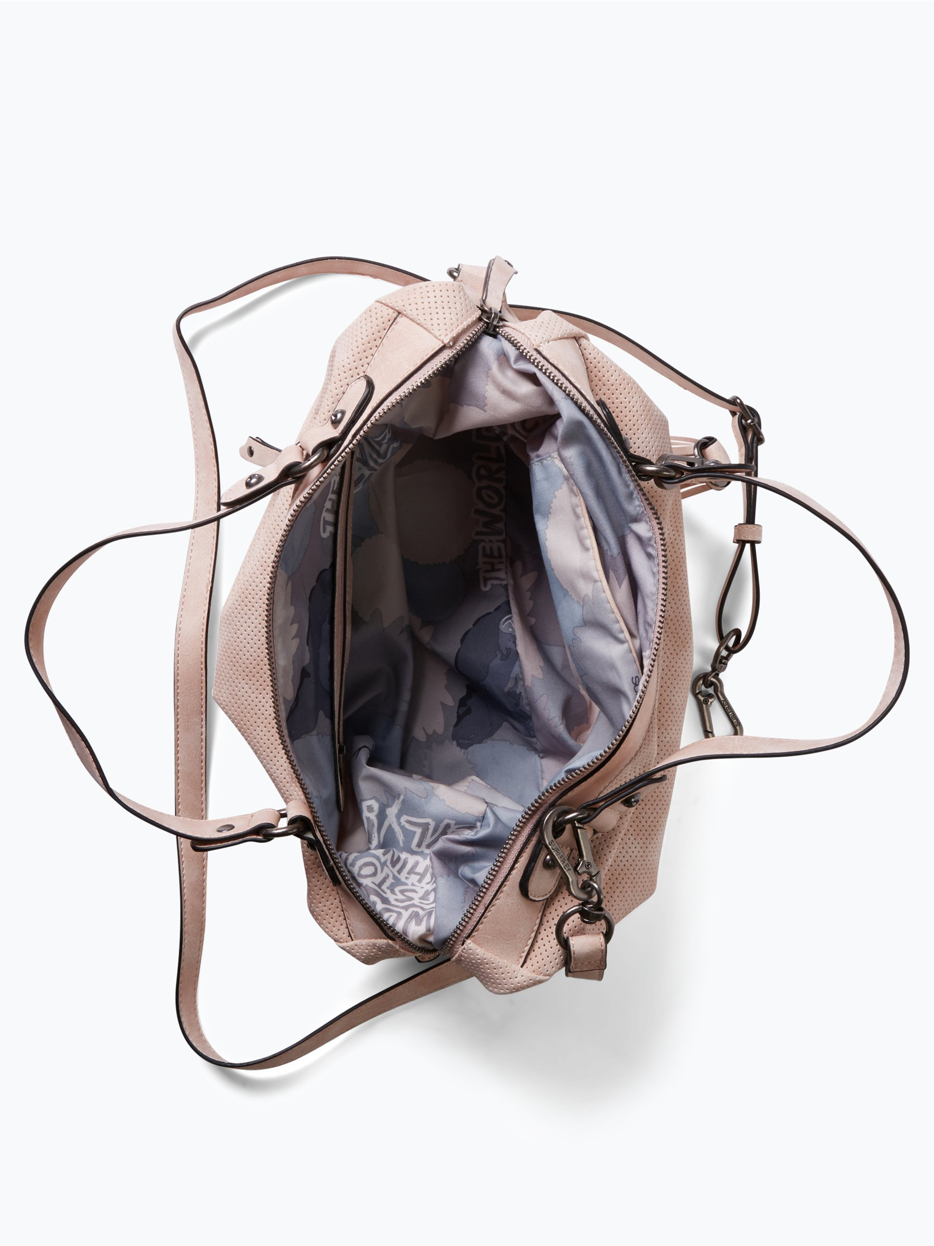 suri frey damen handtasche in leder optik romy rosa uni online kaufen peek und cloppenburg de. Black Bedroom Furniture Sets. Home Design Ideas