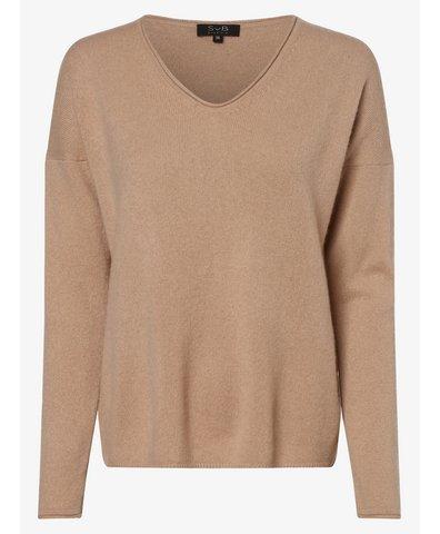 Sweter damski z czystego kaszmiru