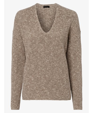 Sweter damski z dodatkiem alpaki – Linna