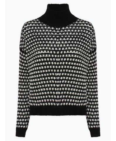 Sweter damski z dodatkiem alpaki – Suzan