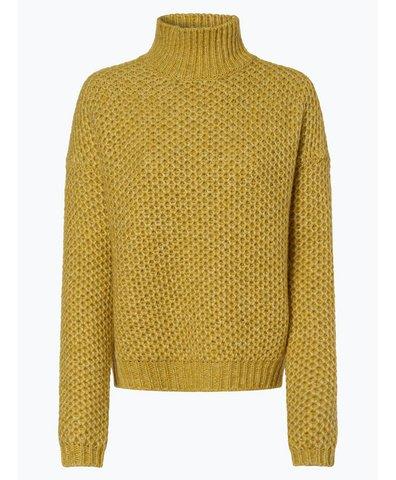 Sweter damski z dodatkiem alpaki – Suzanny