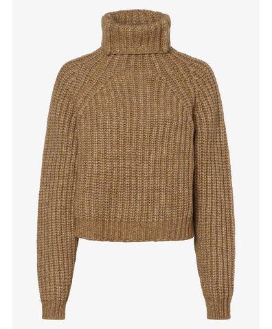 Sweter damski z dodatkiem alpaki – Warantel