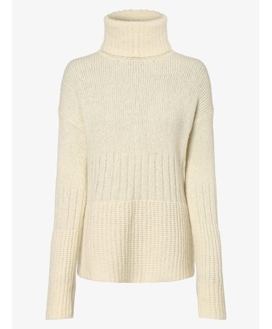 Sweter damski z dodatkiem alpaki – Wuttema