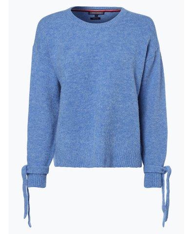 Sweter damski z dodatkiem alpaki