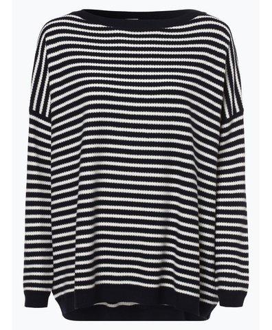 Sweter damski z dodatkiem jedwabiu i kaszmiru – Ivitta