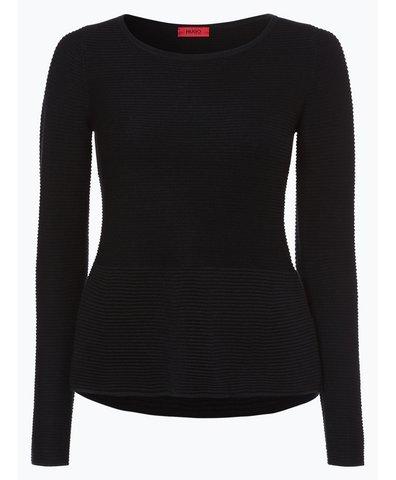 Sweter damski z dodatkiem jedwabiu – Saher