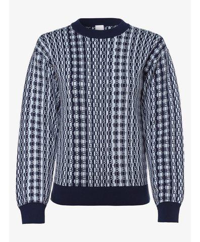 Sweter damski z dodatkiem jedwabiu – Wicasa
