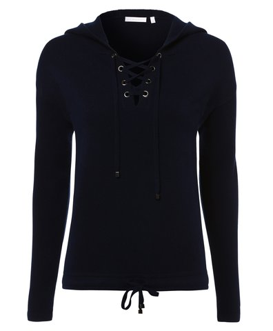 Sweter damski z dodatkiem kaszmiru