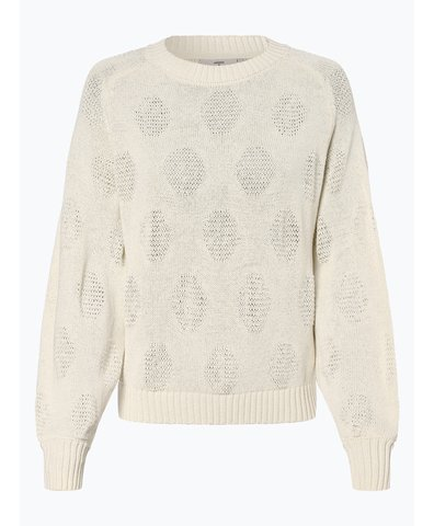 Sweter damski z dodatkiem lnu – Sanga