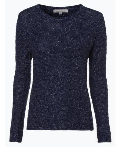 Sweter damski z dodatkiem lnu