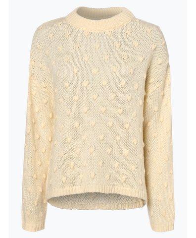 Sweter damski z dodatkiem moheru – Melani