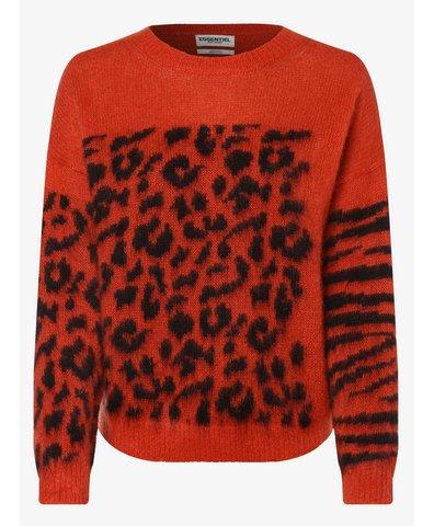 Sweter damski z dodatkiem moheru – Triboli