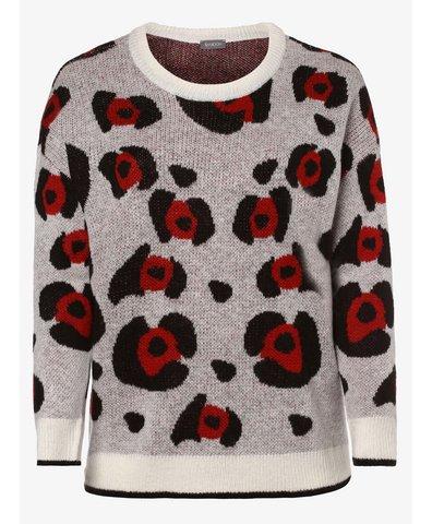 Sweter damski z dodatkiem moheru
