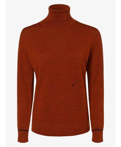 Sweter damski z wełny