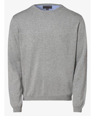 Sweter męski – Pima-Cotton/Kaszmir